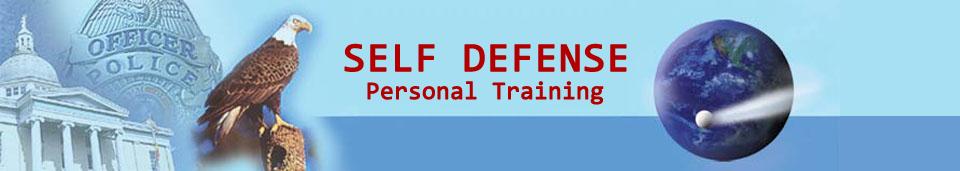 Self Defense Personal Training